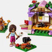 Đồ chơi Lego Friends Andrea's Mountain Hut 41031 – Nhà Trên Núi Của AndreaĐồ chơi Lego Friends Andrea's Mountain Hut 41031 – Nhà Trên Núi Của Andrea