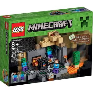 Đồ chơi Lego MineCraft Available Now 21119