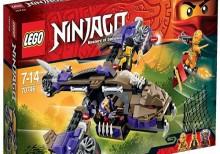 ồ chơi Lego Ninjago condrai copter Attack 70746
