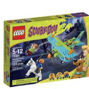 Đồ chơi Lego Scooby-Doo 75901 - Máy Bay Thám Hiểm Màu Nhiệm