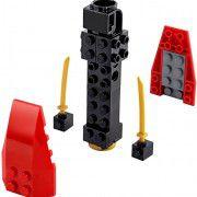 Đồ chơi Lego Ninjago Airjitzu Kai Flyer 70739-Lốc Xoáy Trên Không của Kai