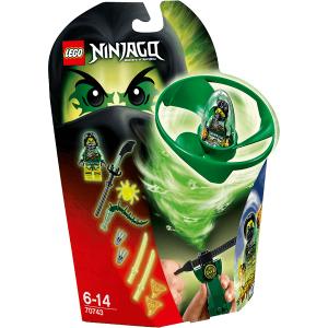 Đồ chơi Lego Ninjago Airjitzu Morro Flyer 70743-Lốc Xoáy Trên Không của Morro