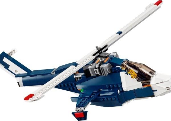Đồ chơi Lego Creator Blue Power Jet 31039 – Máy Bay Phản Lực Màu Xanh