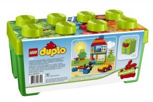 Đồ Chơi Lego Duplo All-In-One Box of Fun 10572 – Nhà của Tom