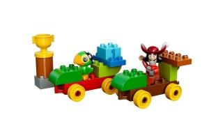 Đồ Chơi Lego Duplo Beach Racing 10539 – Cuộc Đua Bãi Biển