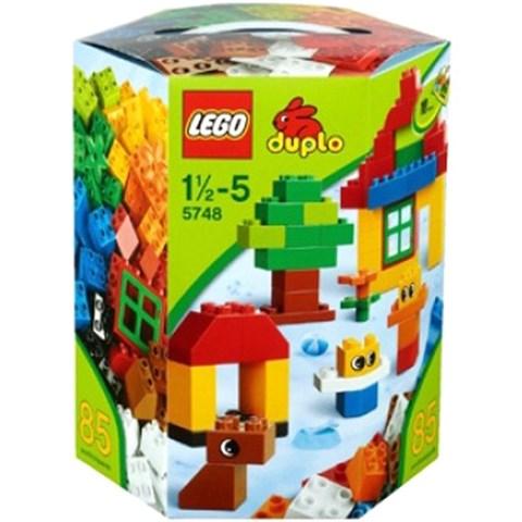 Đồ chơi Lego Duplo Bộ xây dựng sáng tạo – 5748