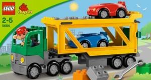 Đồ chơi Lego Duplo Car Transporter 5684 – Xe Chuyên Chở Ôtô