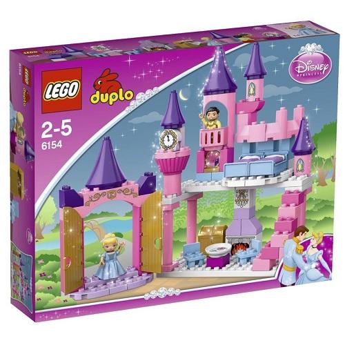 Đồ Chơi Lego Duplo Cinderella's Castle 6154 – Lâu đài lọ lem