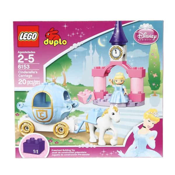 Đồ chơi Lego Duplo Cinderella's Carriage 6153 – Xe ngựa của lọ lem
