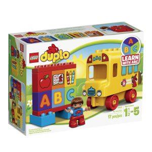 Đồ Chơi LEGO Duplo Circus Transport 10550 – Giao thông vận tải