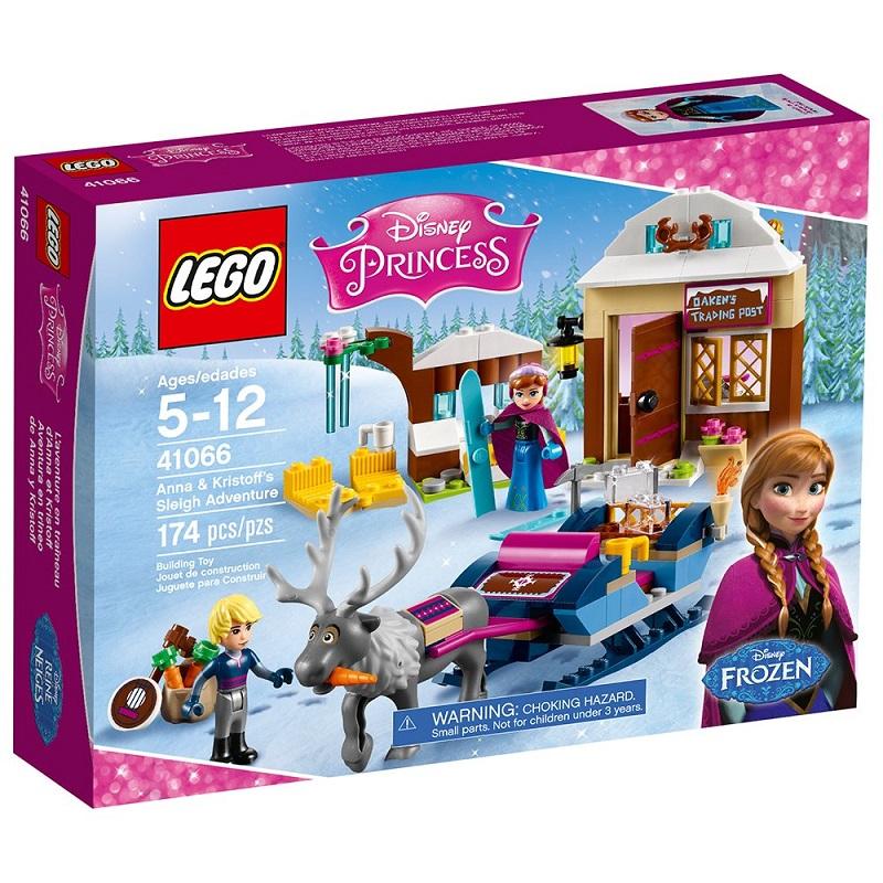 Đồ chơi Lego Disney 41066 – Cỗ Xe Tuần Lộc Của Anna Và Kristoff