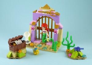 Đồ chơi Lego Disney Ariel's Amazing Treasures 41050 – Kho báu của Ariel