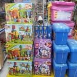 Mách bạn mua đồ chơi lego chima cho bé