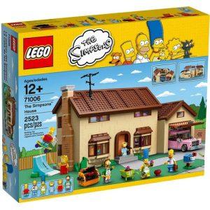 Đồ chơi Lego The Simpsons House 71006 - Ngôi nhà Simpsons