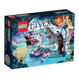 Đồ chơi Lego Elves 41072 - Thẩm mỹ viện bí mật của Naida