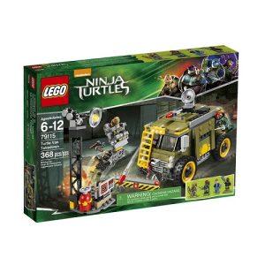Đồ chơi Lego Ninja Turtles 79115 - Xe Tải Rùa