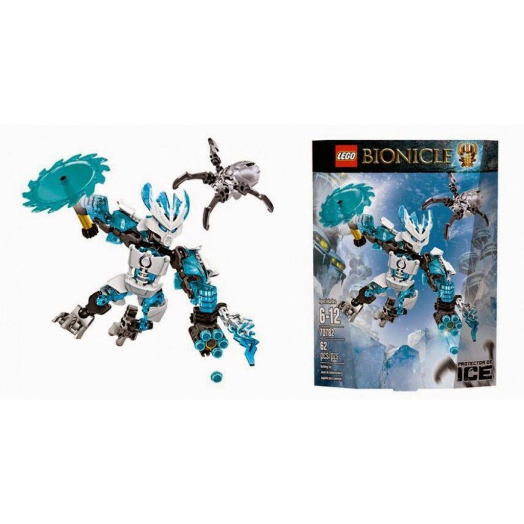 Đồ chơi Lego Bionicle Protector of Ice 70782 – Hộ vệ băng