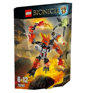Đồ chơi Lego Bionicle Protector of Fire - 70783 Lego Bionicle
