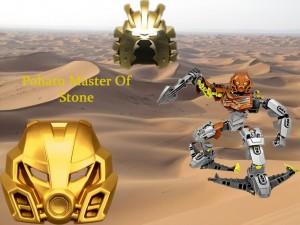Đồ chơi Lego Bionicle 70785 – Thần đá Pohatu