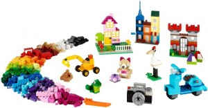 Đồ Chơi Lego Classic Thùng gạch lắp ráp sáng tạo 10695