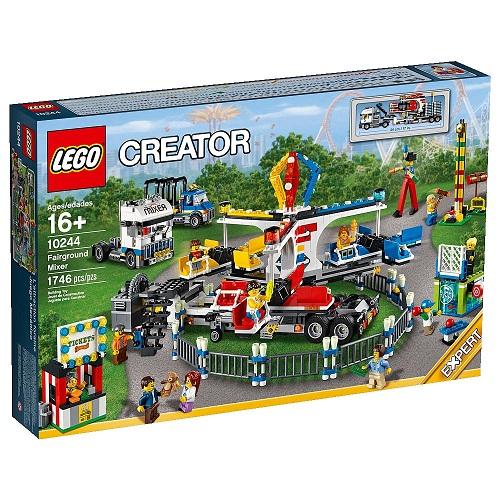 Đồ chơi lego creator Fairground Mixer10244