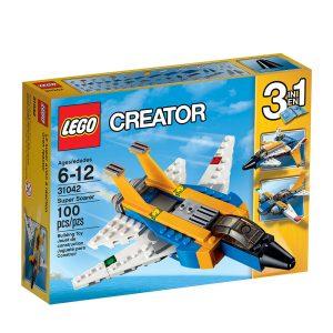 Đồ chơi Lego Creator 31042 - Siêu Máy Bay Phản Lực