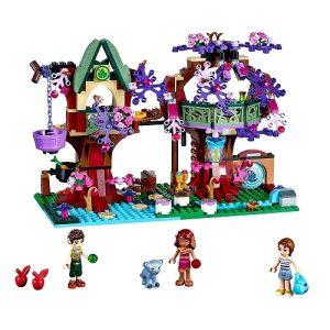 Đồ chơi Lego Elves Treetop Hideaway 41075 - Cuộc sống bí ẩn trên cây