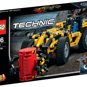 do choi lego hero Technic Mine Loader 42049