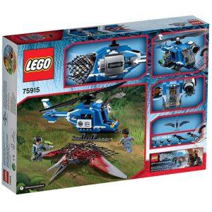 Đồ chơi xếp hình Lego Jurassic World 75915 - Truy Bắt Thằn Lằn Bay