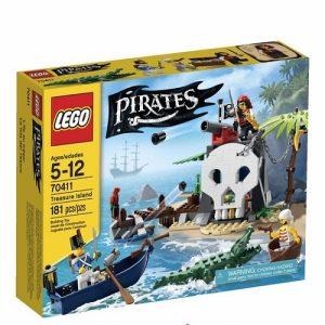 Đồ chơi Lego Pirates 70411 - Đảo kho báu Treasure Island