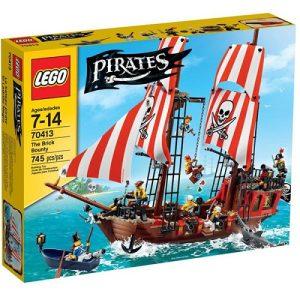 Đồ chơi Lego Priates 70413 - Tàu cướp biển