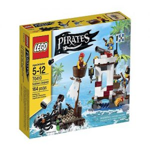 Đồ chơi Lego Pirates 70410 - Bảo Vệ Tiền Đồn