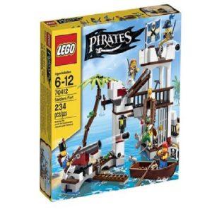 Đồ chơi Lego Pirates 70412 - Căn Cứ Quân Sự