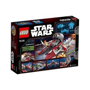 Đồ chơi Lego Star War 75135 – Phi thuyền chiến đấu của Obi – Wan