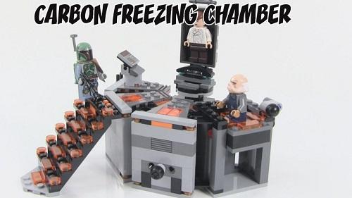 Đồ chơi Lego Star War Carbon-Freezing Chamber 75137 – Buồng Đông lạnh