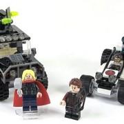 Đồ chơi Lego Super Heroes 76030 - Avengers Hydra Showdown