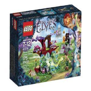 Đồ chơi Lego Elves Farran and The Crystal Hollow 41076 - Farran và thung lũng pha lê