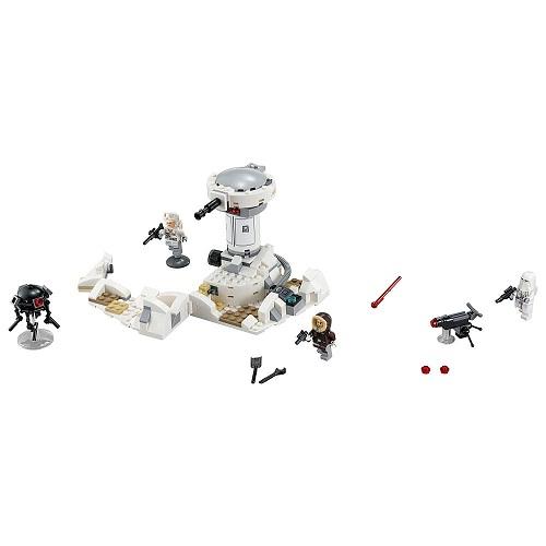 Đồ chơi Lego Star War Hoth Attack 75138 – Đại chiến hành tinh Hoth