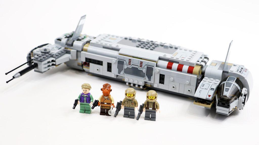 Đồ chơi Lego Star War Resistance Troop Transporte 75140 -Tàu bay thiết giáp của đội quân Kháng