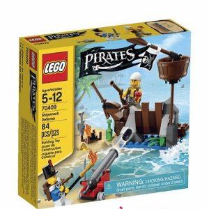 Đồ chơi Lego Pirates 70409- Phòng thủ trên biển