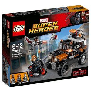 Đồ chơi Lego Super Heroes 76050 - Truy Tìm Black Panther