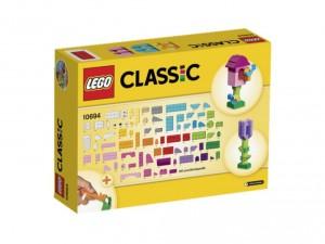 Đồ Chơi Lego Classic Creative Supplement Bright 10694 – Hộp gạch sáng tạo (màu sáng)