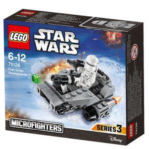 Đồ chơi Lego Star Wars 75126 - Tàu Trượt Tuyết của Tổ Chức Thứ Nhất