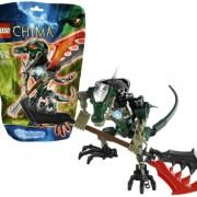 Đồ Chơi Lego Chima CHI Cragger 70203 - CHI Cragger