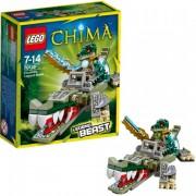 Đồ Chơi Lego Chima Crocodile Legend Beast 70126- Cá sấu huyền thoại