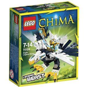 Đồ Chơi Lego Chima Eagle Legend Beast 70124- Chim ưng huyền thoại
