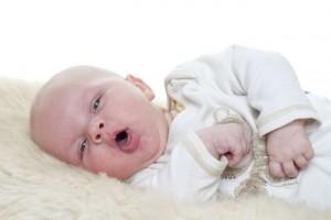 trẻ 3 tháng bị ho