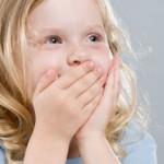 Trẻ em bị hôi miệng
