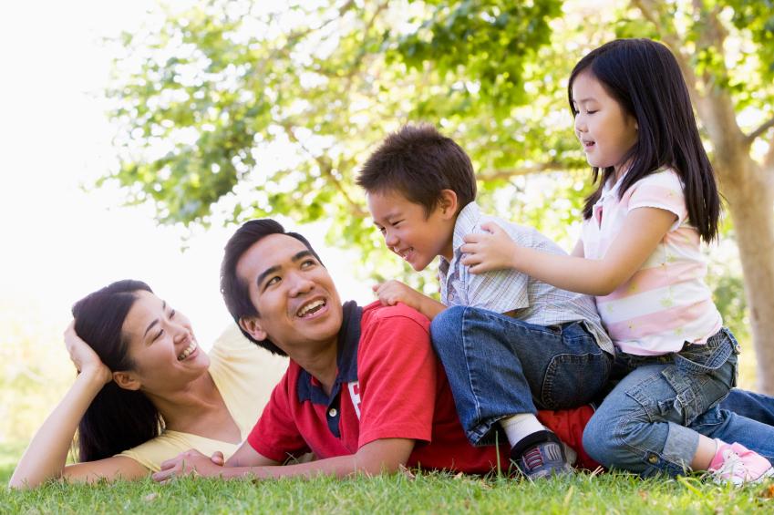 Bí quyết chăm con cực hiệu quả và đơn giản của bà mẹ đông con