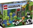 LEGO Minecraft 21158 – Alex và Panda